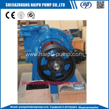 Naipu powe plant slurry pumps AH/AHR Series
